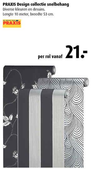 Praxis design collectie snelbehang dessins behang was mei for Bloemen behang praxis