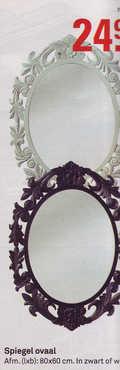 Xenos spiegel aanbieding with barok spiegel goedkoop for Goedkope barok spiegel