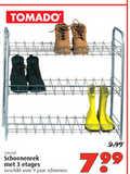 Vergelijk aanbiedingen met de tekst schoenenrek for Ladeblok garage